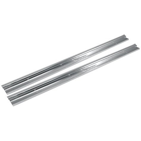 Door Sill Cover Set, Aluminum, w/ EMPI Pressed into it, Pair (Boxed)