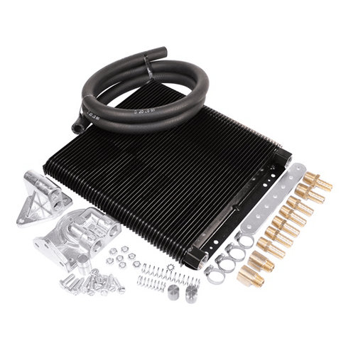 72-Plate Oil Cooler Kit - AA Performance Products