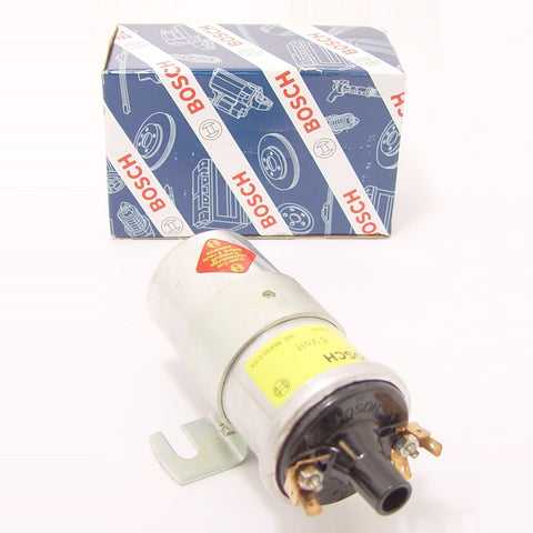 Bosch High Performance Coil (Silver) 6 Volt