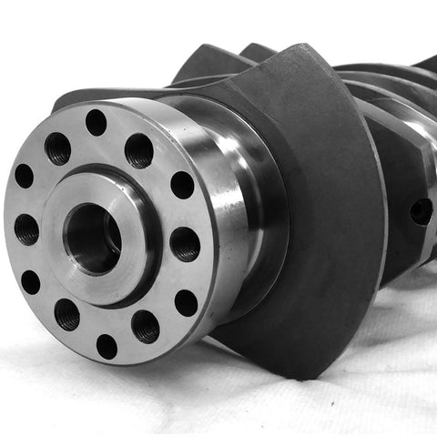 4340 Flanged Racing Crankshaft Chevy Journal