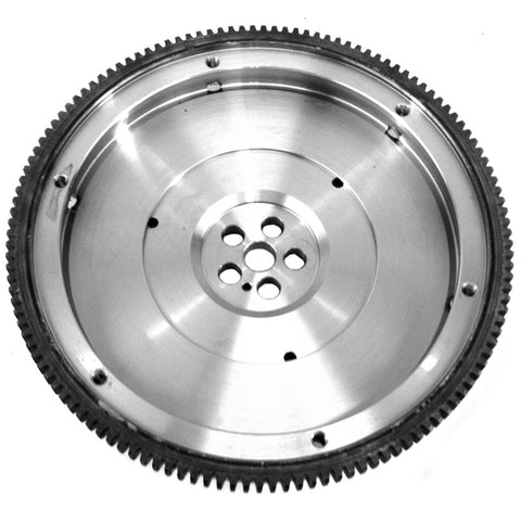 VW Type 4, 215mm Lightweight Forged Flywheel 12v - AA Performance Products  - 1