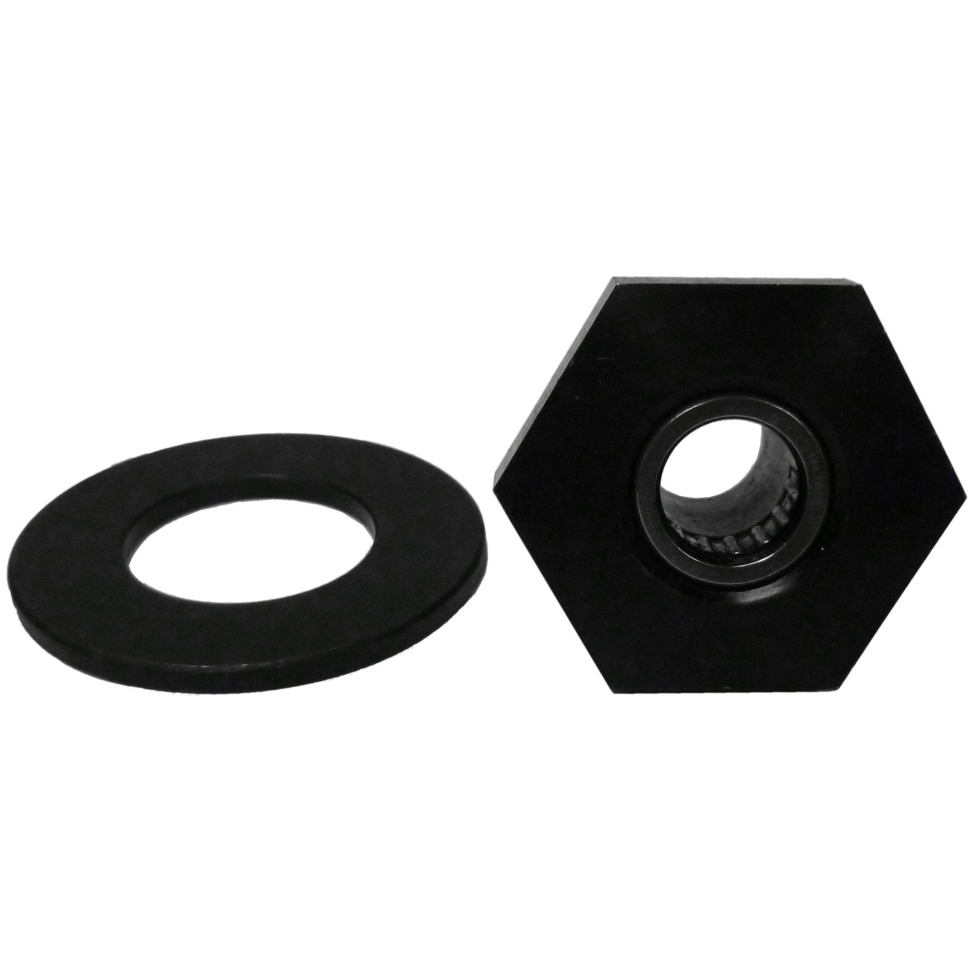 AA Performance Products 42mm Chromoly Gland Nut /& Washer
