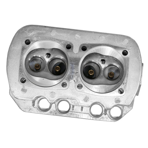 Dual Port Head with seats and guides 35.5mm Intake 32mm Exhaust