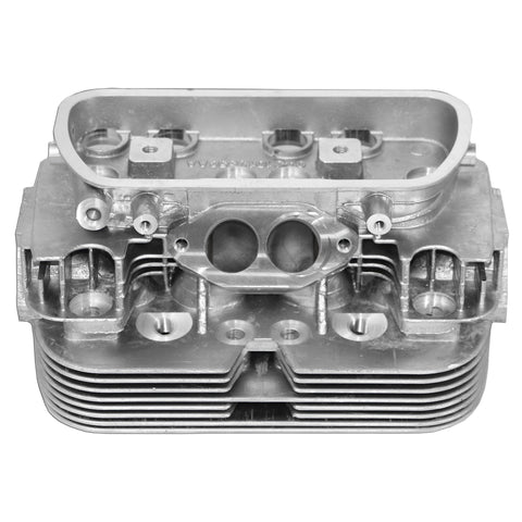 Dual Port Head with seats and guides 35.5mm Intake 32mm Exhaust - AA Performance Products  - 1