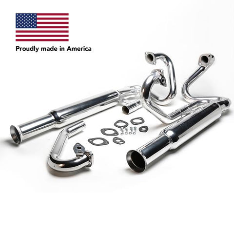 Off Road Exhaust System   AA Performance Products