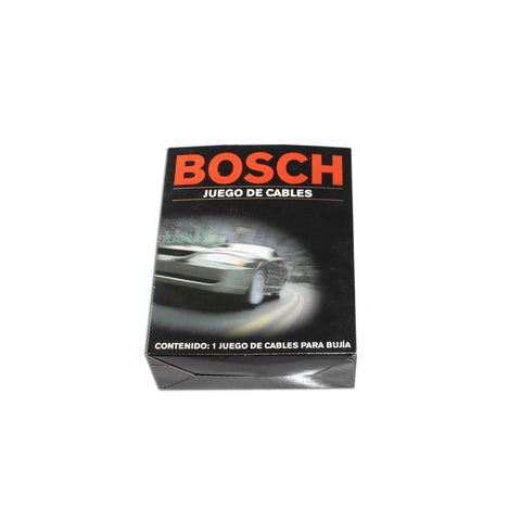 BOSCH VW Plug Wire Set (Beetle, Karmann Ghia, Thing and Pre 1972 Bus)