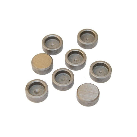 Empi Hardened Valve Lash Caps (Set Of 8)