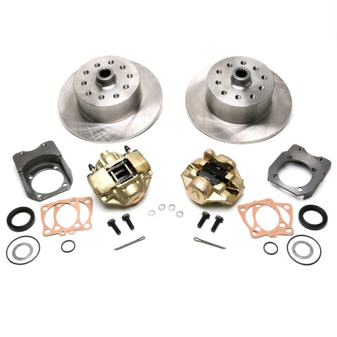 Rear Disc Brake Kit, Non e-Brake, 5-Lug Dual Pattern 5 x 4-3/4″ & 5 x 4-1/2″
