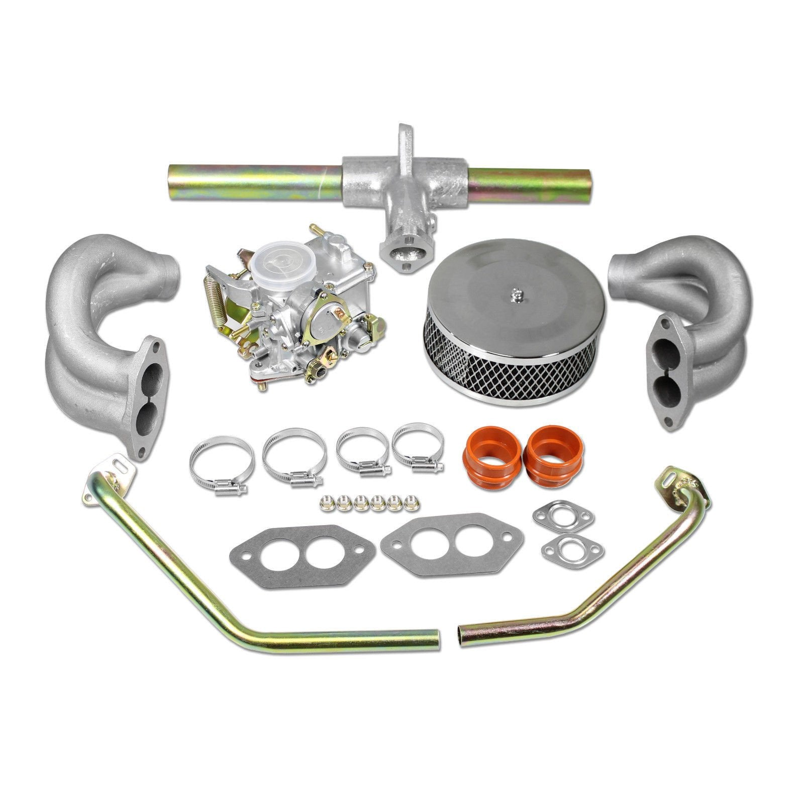 VW 34 Type 1 & 2 PICT-3 Carburetor Kit with Air-Filter | AA