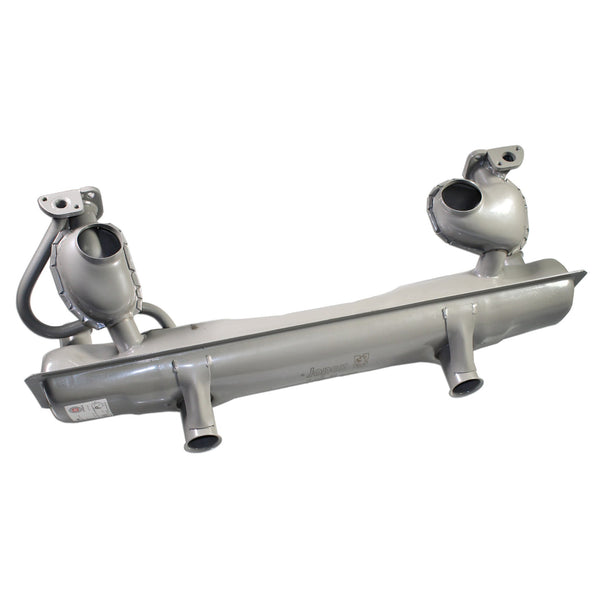 40 HP Muffler W/Fresh Air HRT  (Beetle & Ghia 63-65) - AA Performance Products