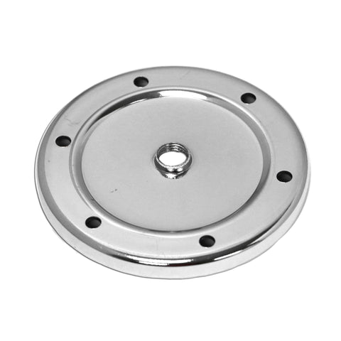Chrome Oil Strainer Cover  T-1/2/3 12-1600cc - AA Performance Products