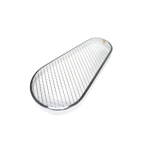 Chrome Mesh Gen/Alt Pulley Guard - AA Performance Products