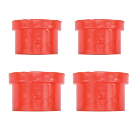 Urethane Axle Beam Bushing Kit, Outer, for Ball Joints, 4 pcs. Short (Replacement) Style, for Outer Only, 2 Small, 2 Large