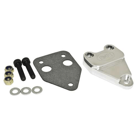 Billet Aluminum Oil Cooler Block-Off