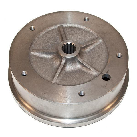 Brake Drum, Rear, Wide 5-Lug (VW Pattern – 5×205) - AA Performance Products
