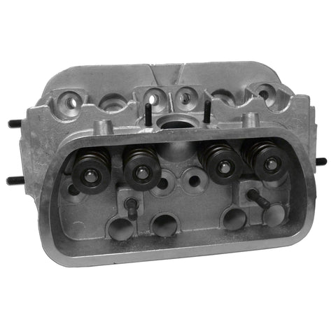 "VW 1600 Single Port Cylinder Heads, Stainless Valves, High Rev Springs, 35.5X32 ""Pair"" - AA Performance Products"