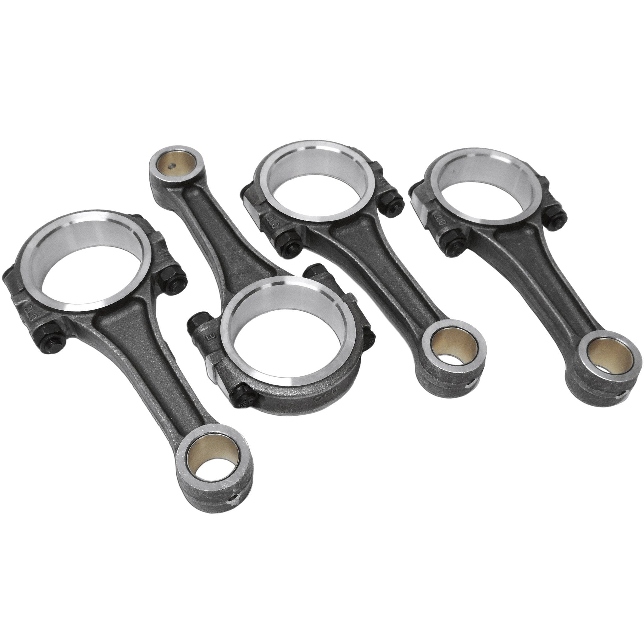 """Vw 1600 Connecting Rods: 5.394"""" Stock Replacement VW Rod Set"""
