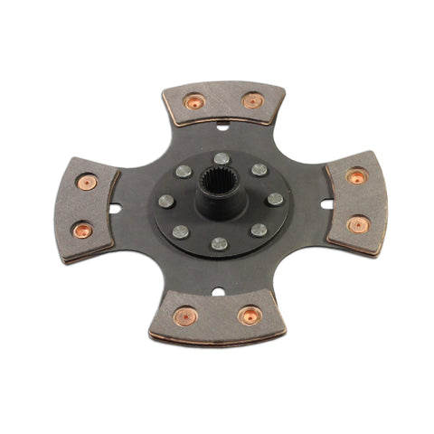 AA 4 Puck Clutch Disc 200mm