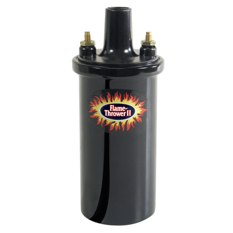 Pertronix Flame-Thrower, Epoxy Filled, 1.5 ohm Coil,  (use w/ Ignitor II Electronic Ignition) (includes 4 and 6 cyl Porsche)