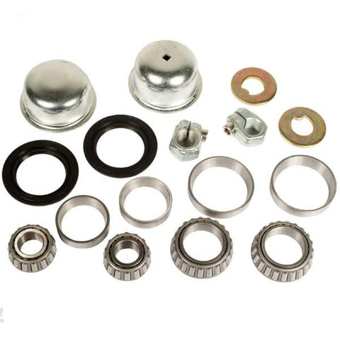 Wheel Bearing Install Kit, Front Disc Conversion, Inner and Outer, fits '49-'65 Bug & Ghia - AA Performance Products