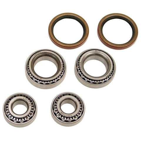 Wheel Bearing Install Kit, Bug/Ghia '6/'68-'79, Front Drum/Rotor, Inner and Outer