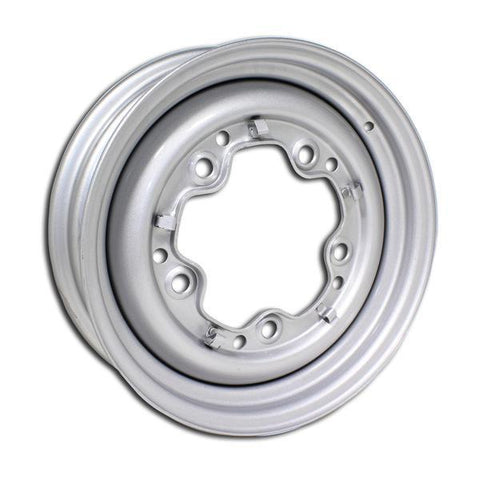 "5 Lug Rim Silver Smoothie 5/205 5.5"" Wide - AA Performance Products"