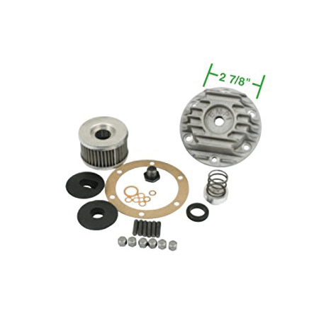 Mini Sump w/Filter Kit, Each - AA Performance Products