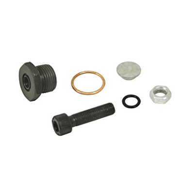 Adjustable Oil Pressure Regulator Kit, Each