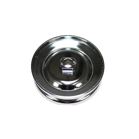 Chrome Generator/Alternator Pulley - AA Performance Products