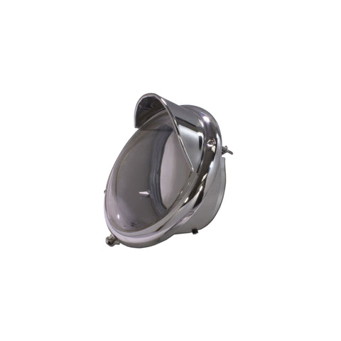 "Stainless Late Model VW Headlight Eyebrow  ""Each"""