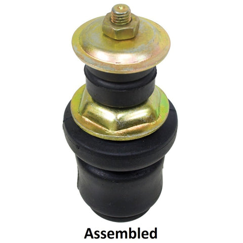 Mount Kit, Front Shock Absorber, Vehicles with Ball Joint