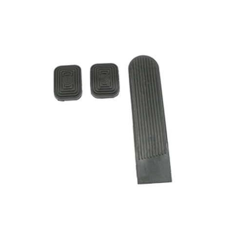 Pedal Pad Kit, 3-Piece Set - AA Performance Products