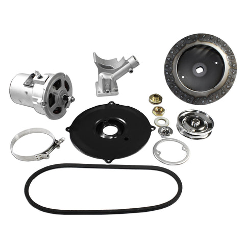 Complete+ VW (60 Or 75) AMP Alternator Conversion Kit for Type 1 and 2 - AA Performance Products