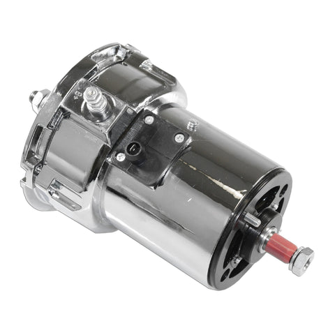 Chrome Alternator, 12 Volt (60 or 75) AMP