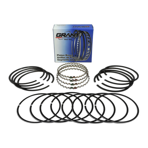Grant 92mm Piston Ring Set 2.0 x 2.0 x 4.0 - AA Performance Products