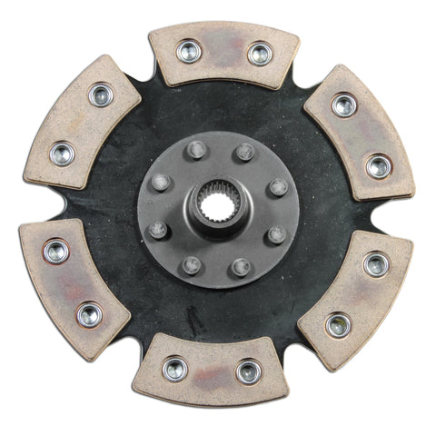 KEP 6 Puck Metallic Clutch Disc 200mm - AA Performance Products