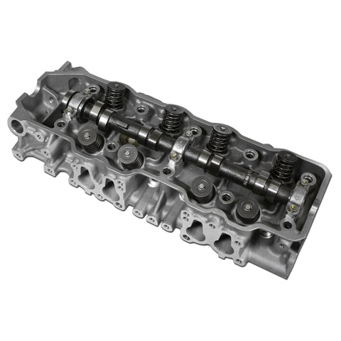 Toyota 22R/22RE Stock Head W/ Stainless Steel Valves