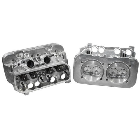 Set of VW Type 4 Porsche 914 Performance Cylinder Heads, 44X36 - AA Performance Products