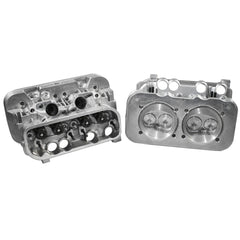 Set of Porsche 914 2.0L Performance Cylinder Heads, 44X36