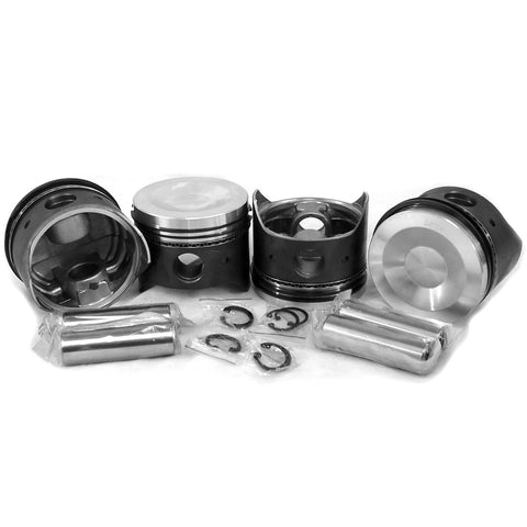 93x66MM Dished Piston Set