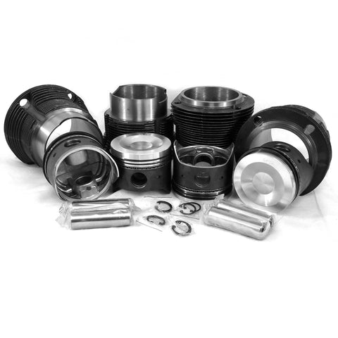 93mm 1.8 Porsche 914/ VW Type 4 Bus Piston & Cylinder Kit - AA Performance Products