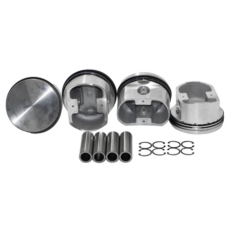 VW 92mm 2180cc Racing Forged Piston Kit