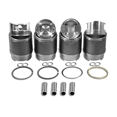 VW 94mm JE Forged WaterBoxer Kit 2.1L - AA Performance Products