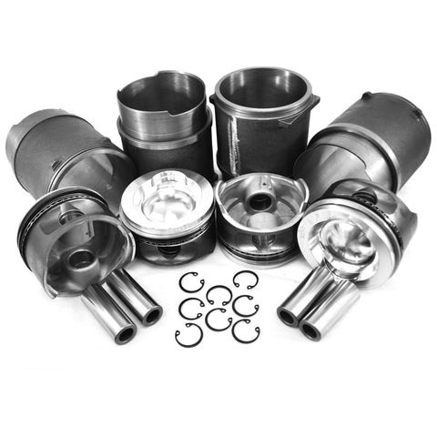 95.5mm 2200cc Water Cooled Big Bore Piston & Cylinder Kit - AA Performance Products