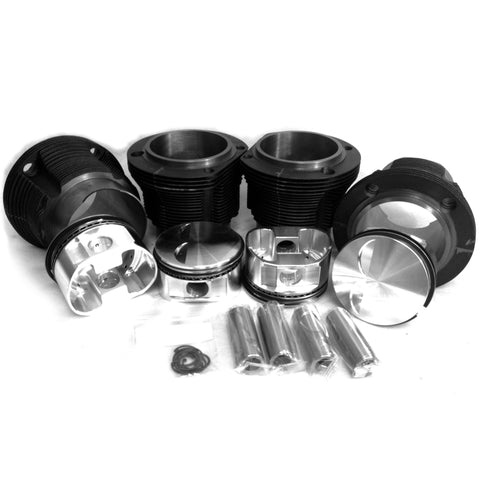 96mm  Stroker P&C Kit w/JE Forged Piston