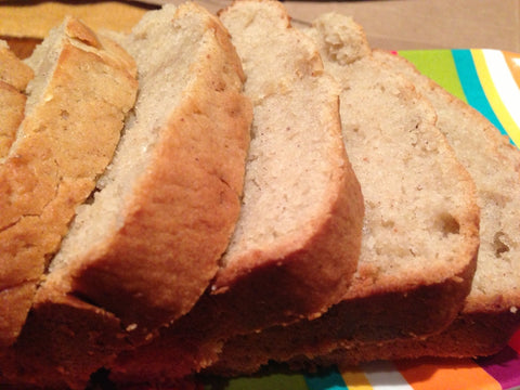 Applesauce Loaf Bread