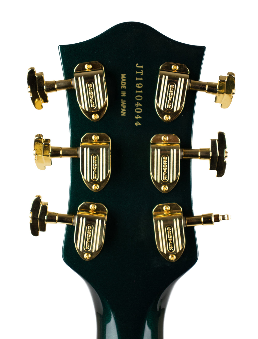 New Gretsch G6196T-59 Country Club Cadillac Green image 6