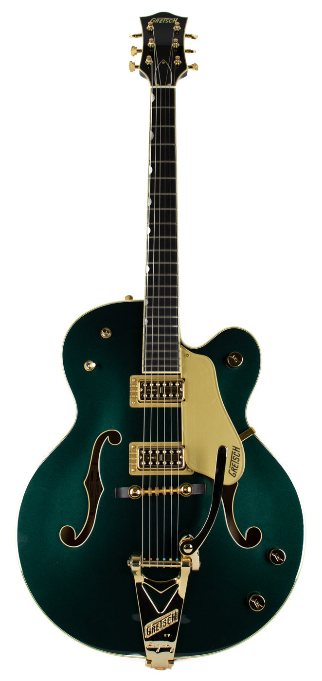 New Gretsch G6196T-59 Country Club Cadillac Green image 7