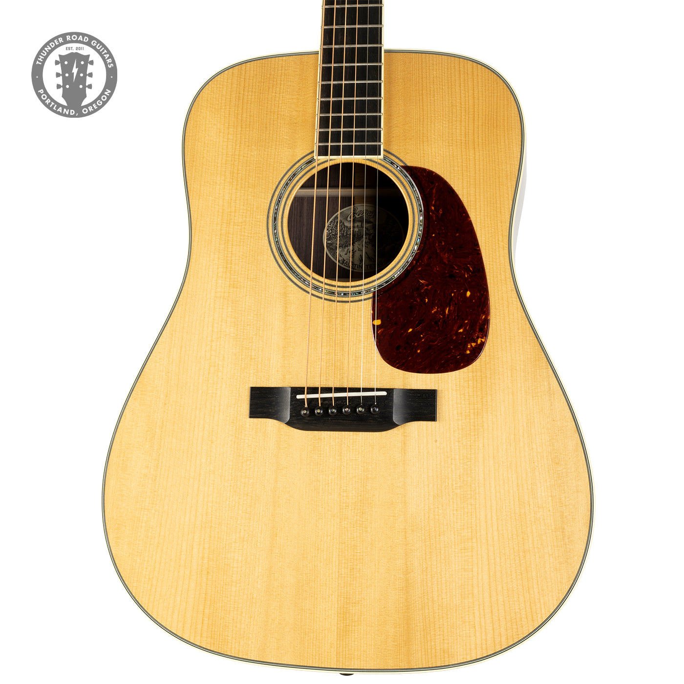 New Collings D3A Baked Top image 2