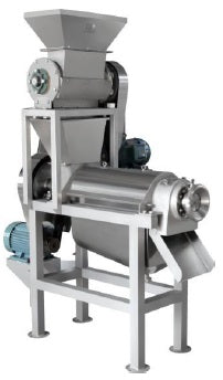 Crusher and Separator (500 to 1000 kg per hour)